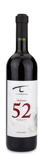 Medesimo Vino Naturale La Tommasina